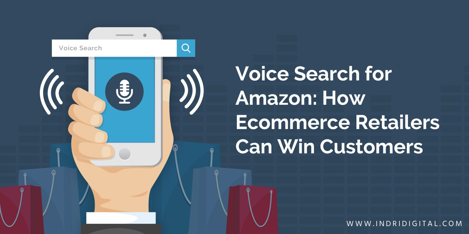 Voice Search for Amazon
